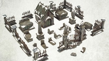 Frostgrave Product Focus - Cemetery