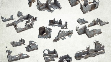 Frostgrave Product Focus - Town Ruins