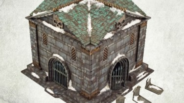 Product Focus - Mausoleum