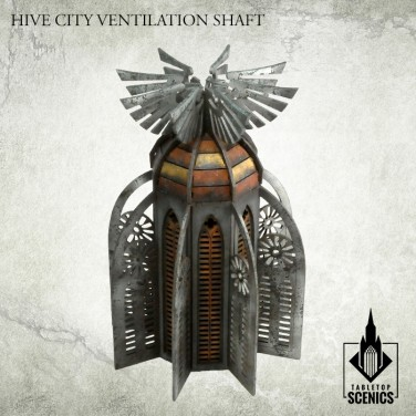 New release! Hive City Ventilation Shaft