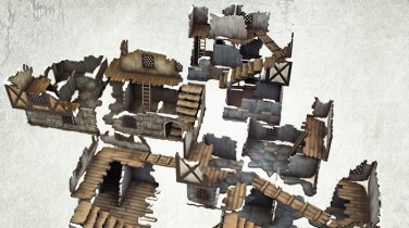 Frostgrave Product Focus - City Ruins