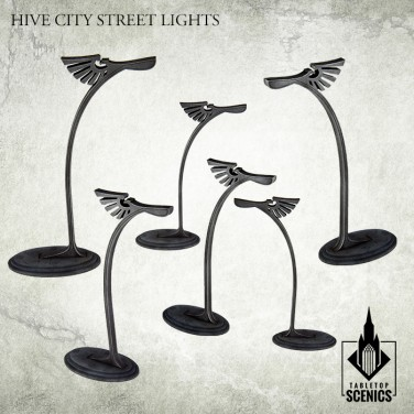 New release! Hive City Street Lights