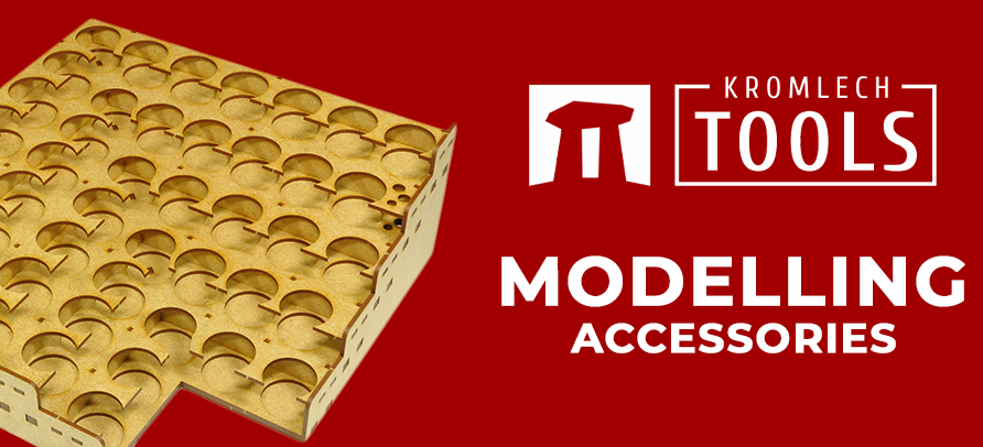 Product line focus: Modelling accessories