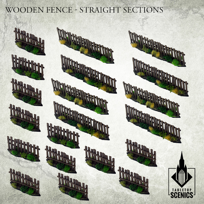 Wooden FENCE - STRAIGHT SECTIONS_0.jpg